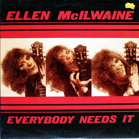 """Ellen McIlwaine Vinyl 12"""""""
