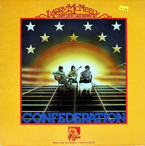 """Larry McNeely / Geoff Levin / Jack Skinner Vinyl 12"""""""