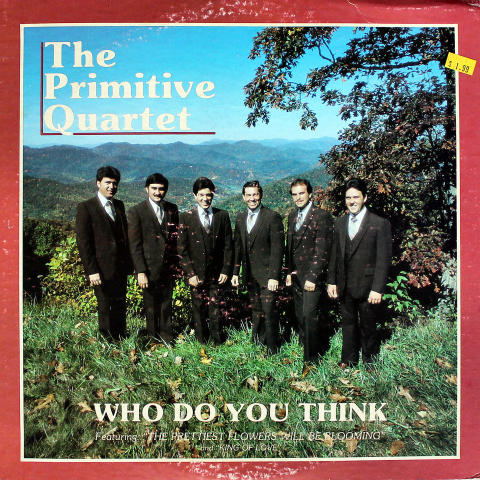 The Primitive Quartet Vinyl 12""