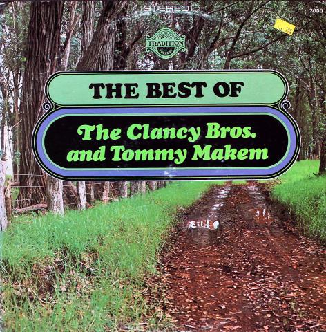"""The Clancey Bros. / Tommy Makem Vinyl 12"""""""