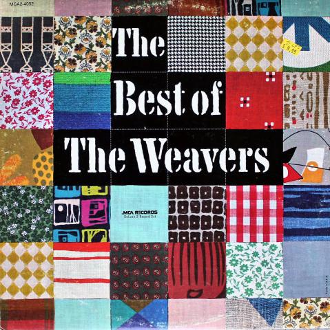 """The Weavers Vinyl 12"""""""