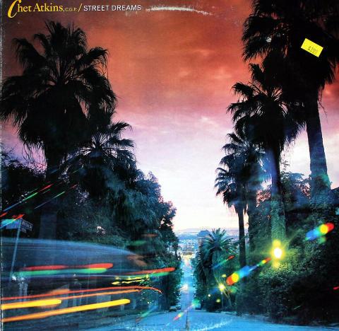 "Chet Atkins Vinyl 12"""