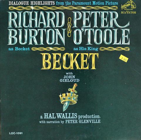 "Beckett Vinyl 12"""