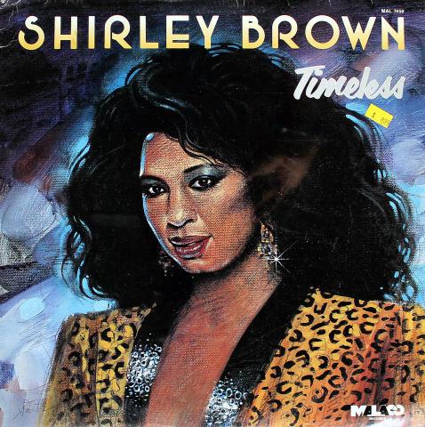"Shirley Brown Vinyl 12"""