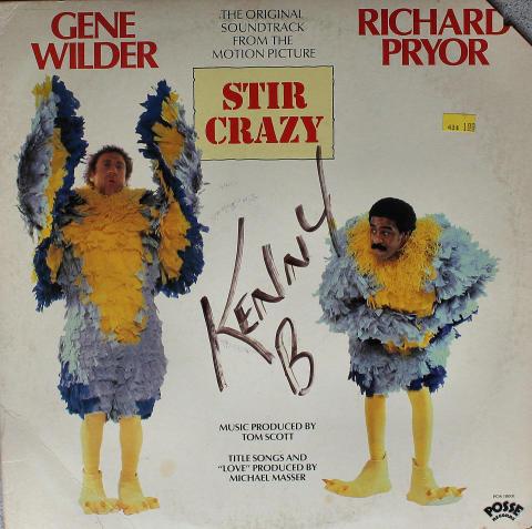 "Stir Crazy Vinyl 12"""