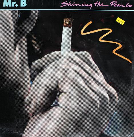 "Mr. B Vinyl 12"""