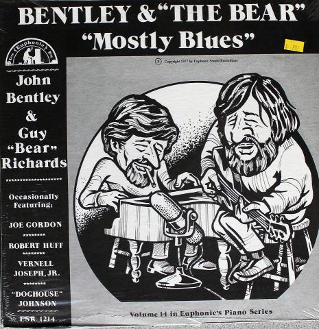 "Bentley & ""The Bear"" Vinyl 12"""