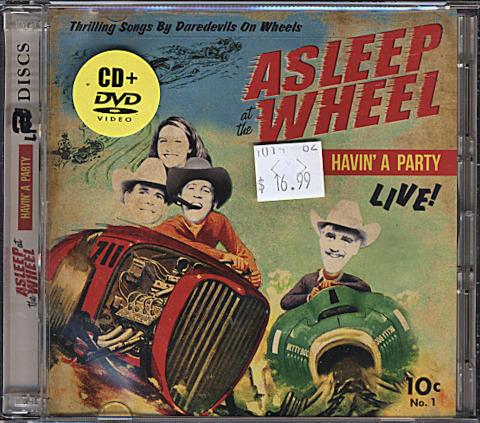 Asleep at the Wheel CD