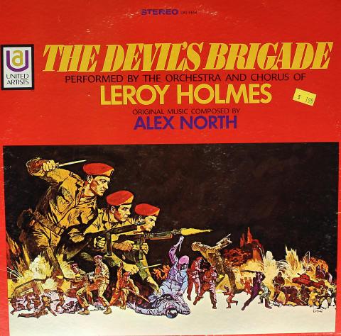 "The Devil's Brigade Vinyl 12"""