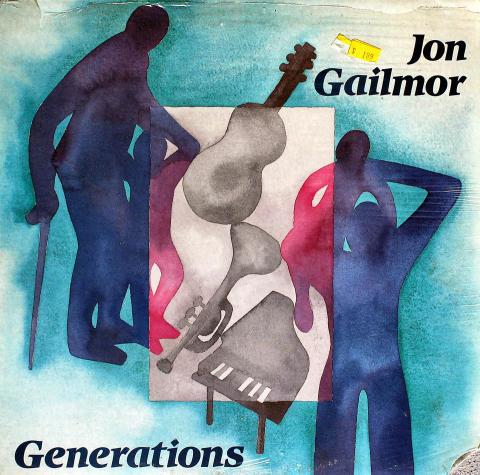 """John Gailmor Vinyl 12"""""""