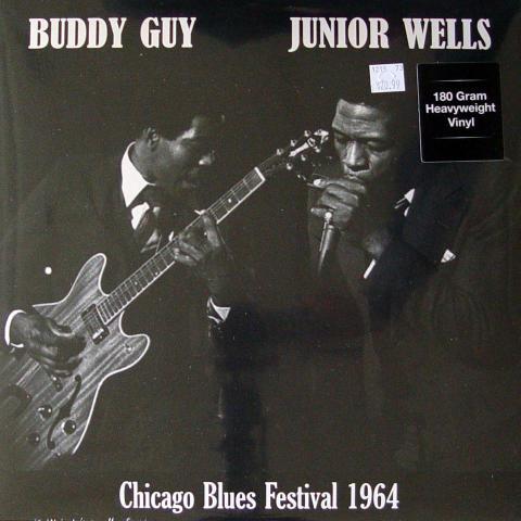 """Buddy Guy & Junior Wells Vinyl 12"""""""