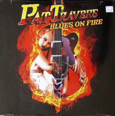 "Pat Travers Vinyl 12"""