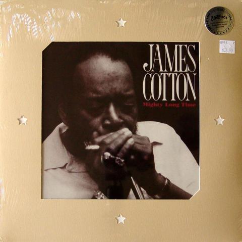 """James Cotton Vinyl 12"""""""