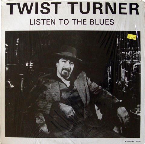 """Twist Turner Vinyl 12"""""""