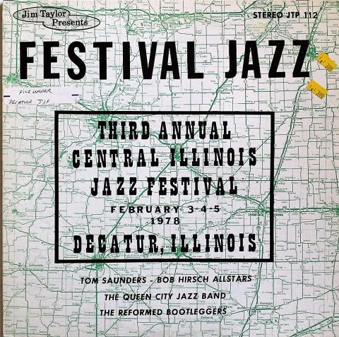 "Festival Jazz Vol. 6 Vinyl 12"""