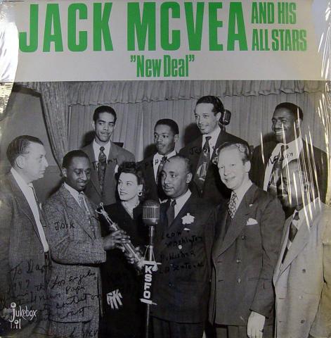"""Jack McVea And His All Stars Vinyl 12"""""""