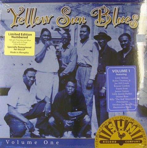 "Yellow Sun Blues Volume One Vinyl 12"""