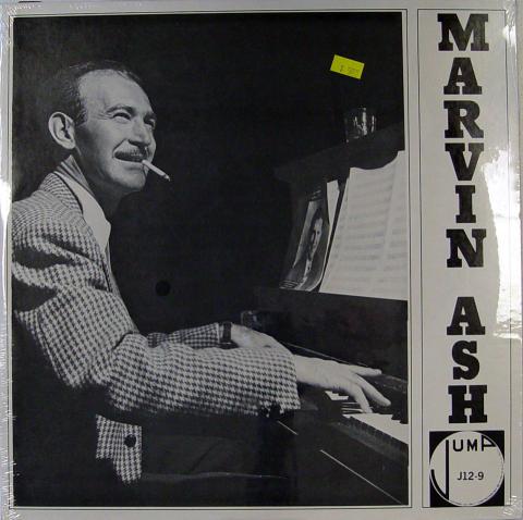 """Marvin Ash Vinyl 12"""""""