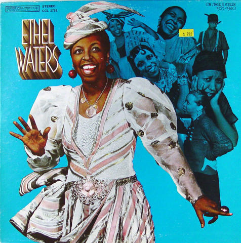 Ethel Waters Vinyl 12""