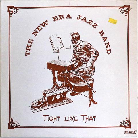 """The New Era Jazz Band Vinyl 12"""""""