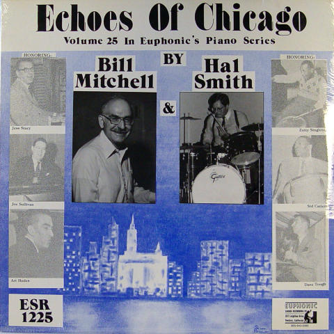"Bill Mitchell & Hal Smith Vinyl 12"""