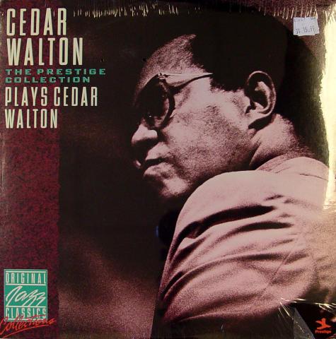 "Cedar Walton Vinyl 12"""
