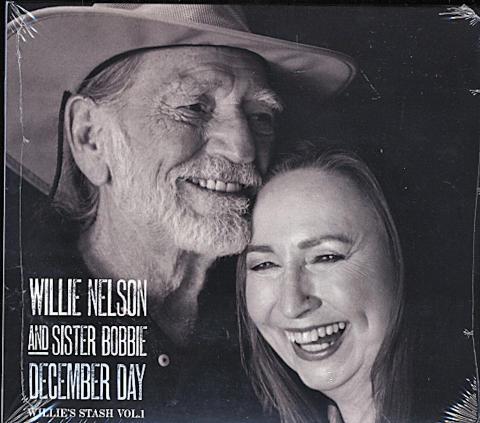 Willie Nelson & Sister Bobbie CD