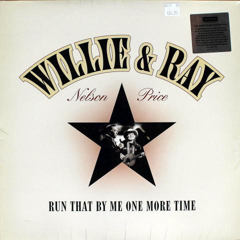 """Willie & Ray Vinyl 12"""""""