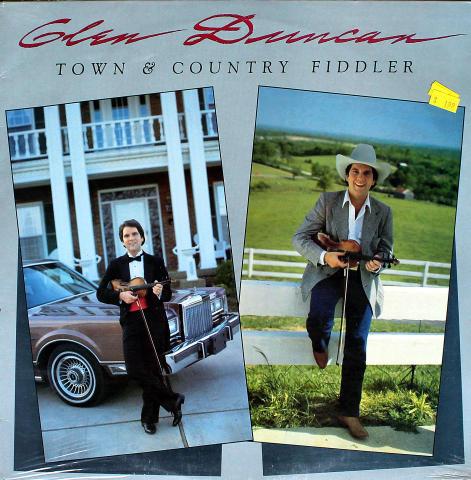 "Glen Duncan Vinyl 12"""