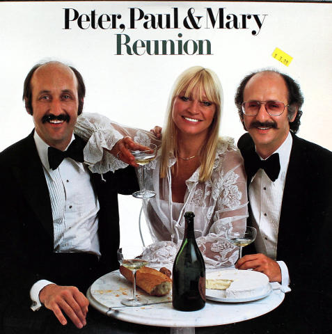 Peter, Paul & Mary Vinyl 12""