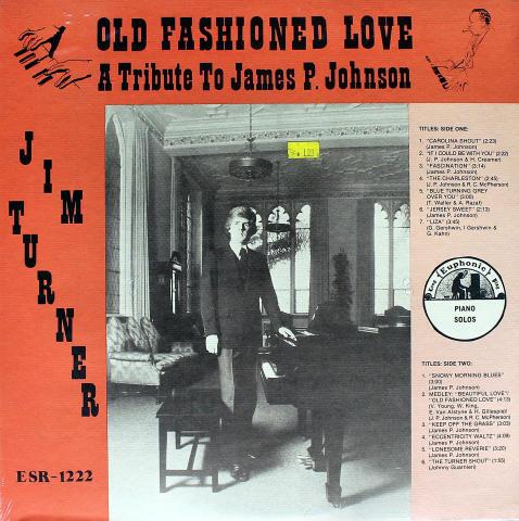 "Jim Turner Vinyl 12"""