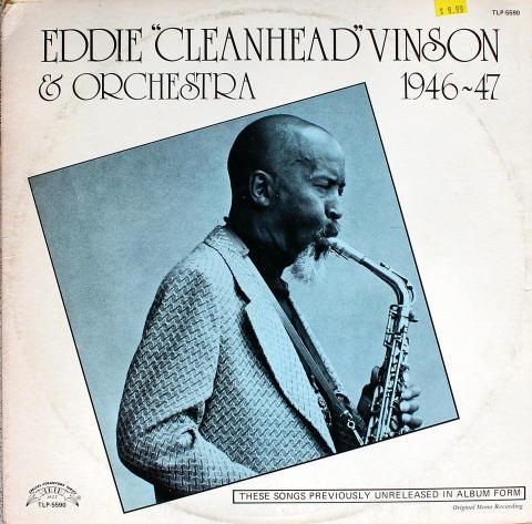"""Eddie """"Cleanhead"""" Vinson & Orchestra Vinyl 12"""""""
