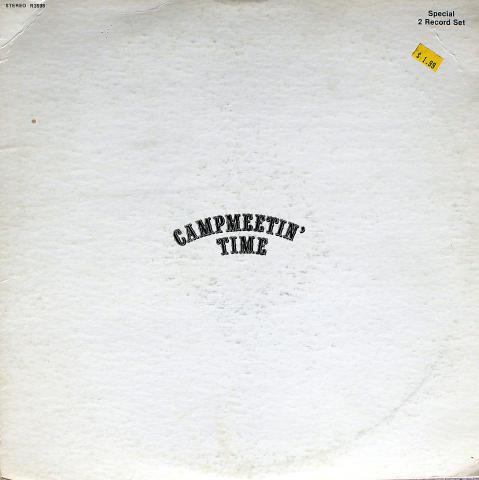 "Campmeetin' Time Vinyl 12"""