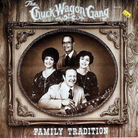 """The Chuck Wagon Gang Vinyl 12"""""""