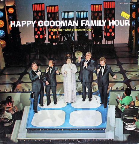 """Happy Goodman's Vinyl 12"""""""