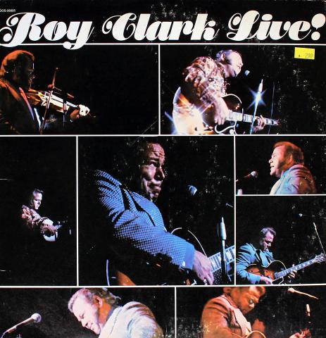 """Roy Clark Vinyl 12"""""""