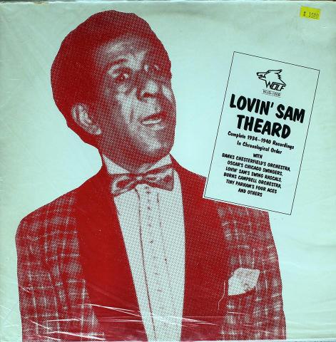 "Sam Theard Vinyl 12"""