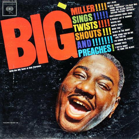 "Bob Florence Vinyl 12"""