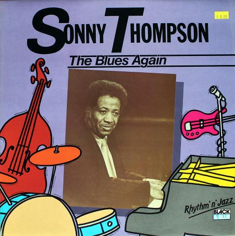 """Sonny Thompson Vinyl 12"""""""