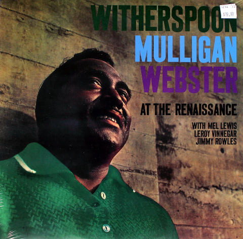 Witherspoon Mulligan Webster Vinyl 12""
