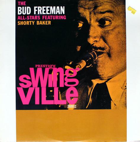"""Bud Feeman All Stars Vinyl 12"""""""