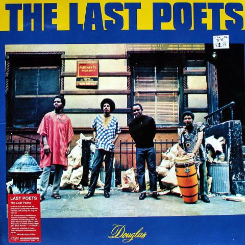 """The Last Poets Vinyl 12"""""""