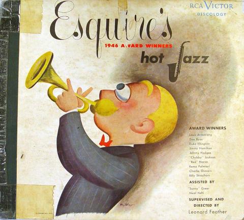 """Louis Armstrong Vinyl 12"""""""
