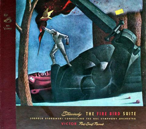 """Stravinsky Vinyl 12"""""""