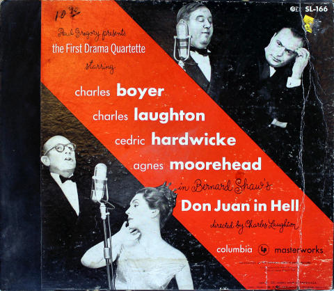 """Don Juan In Hell Vinyl 12"""""""