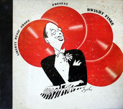 """Dwight Fiske Vinyl 12"""""""