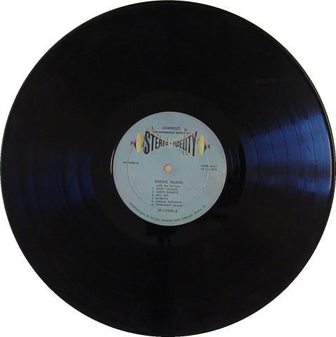"""The Surfmen Vinyl 12"""""""
