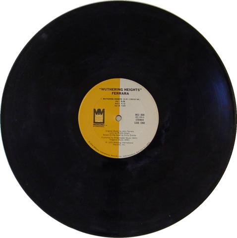 """John Ferrara Vinyl 12"""""""