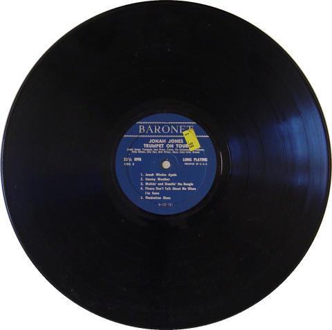 "Jonah Jones Vinyl 12"""