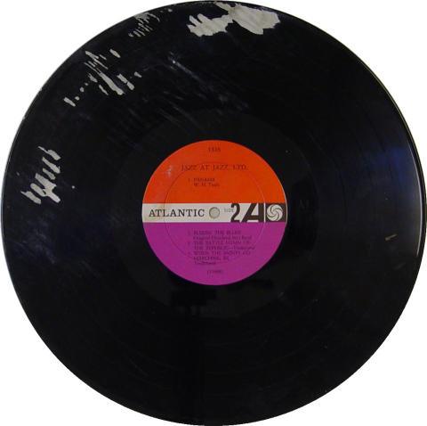 "W.H. Tyers Vinyl 12"""